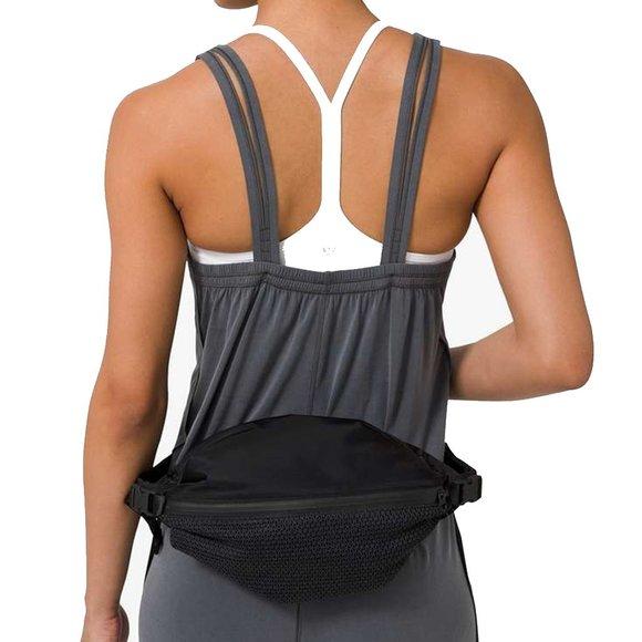 lululemon athletica Handbags - Lululemon Belt All Hours Black